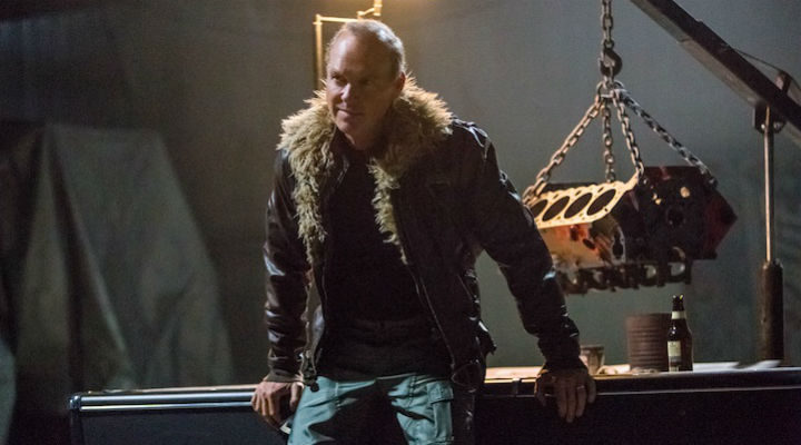 Michael Keaton es el Buitre (Vulture)