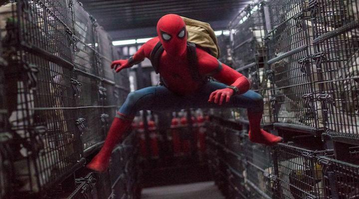 Tu amigo y vecino Spider-Man