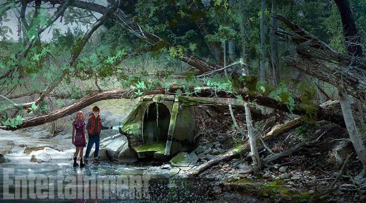'It (ESO)': Nuevas imágenes y bocetos de la guarida de Pennywise en la nueva adaptación