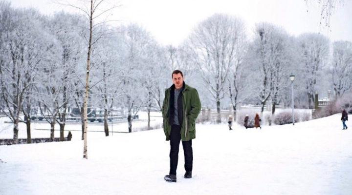 Michael Fassbender en 'El muñeco de nieve'