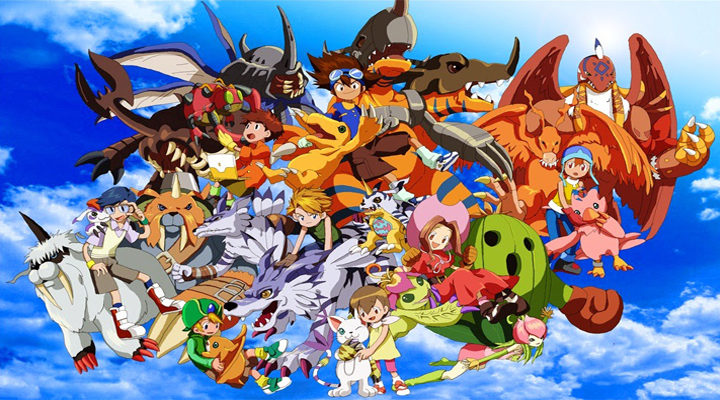 Reparto de 'Digimon Adventure'
