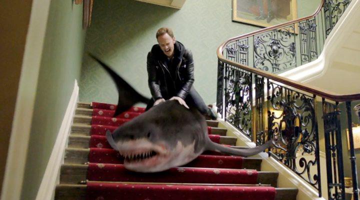 'Sharknado 5: Aletamiento global'