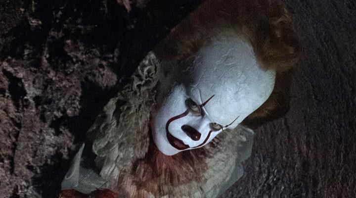 El payaso Pennywise en la nueva adaptación de 'It'