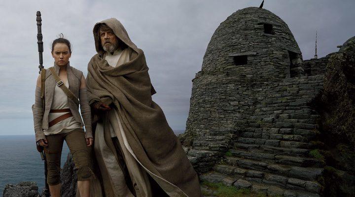 Rey y Luke para VF