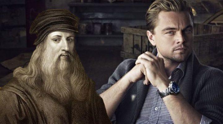 Leronardo DiCaprio Da Vinci