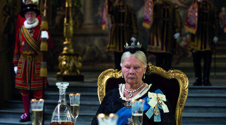 Judi Dench en 'La Reina Victoria y Abdul'