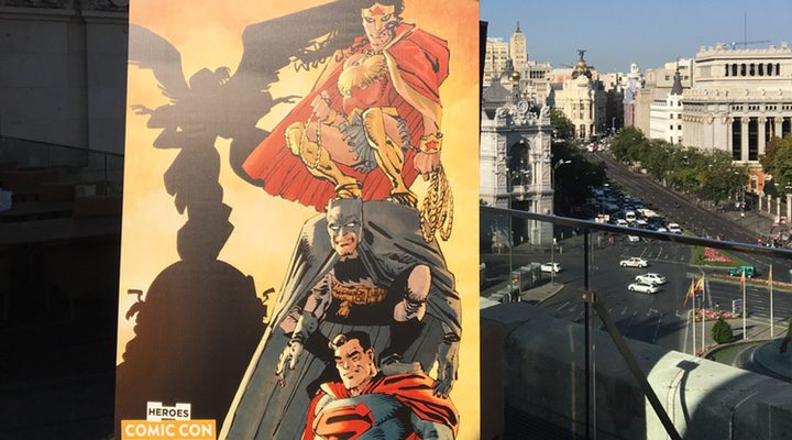 Heroes ComicCon Madrid