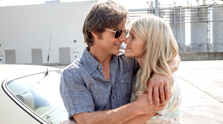 Tom Cruise y Sarah Wright