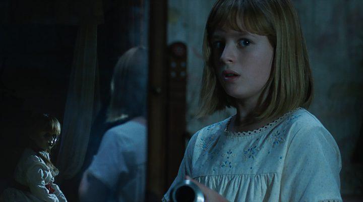 Lulu Wilson en 'Annabelle: Creation'