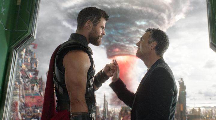 Fotograma de 'Thor Ragnarok'