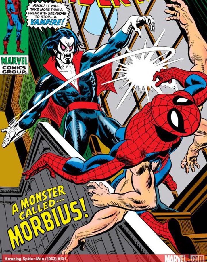 Portada Amazing Spiderman