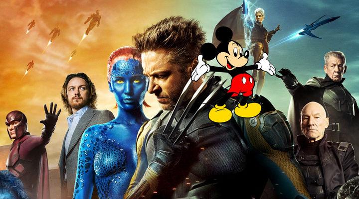 Disney quiere los derechos de 'X-Men'