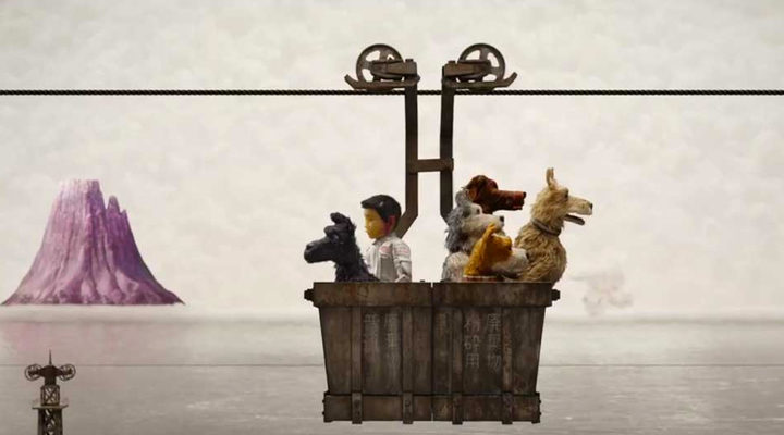 Fotograma de 'Isle of Dogs'