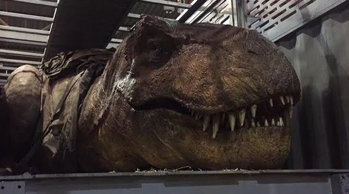 ''Jurassic World: El reino caído' desvela su nuevo teaser con un T-Rex como protagonista'