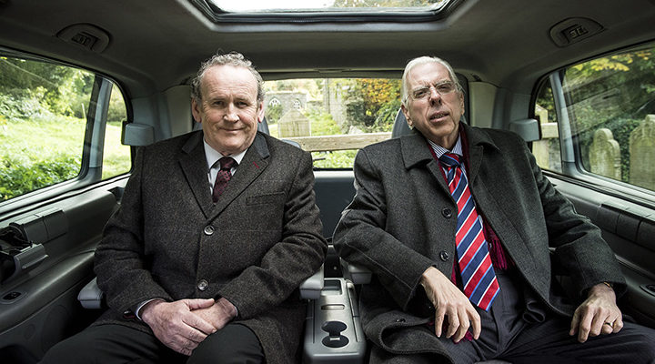 Colm Meaney y Timothy Spall