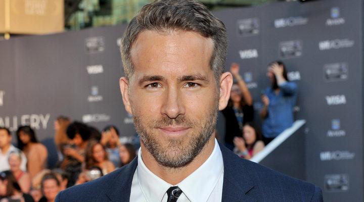 El actor Ryan Reynolds