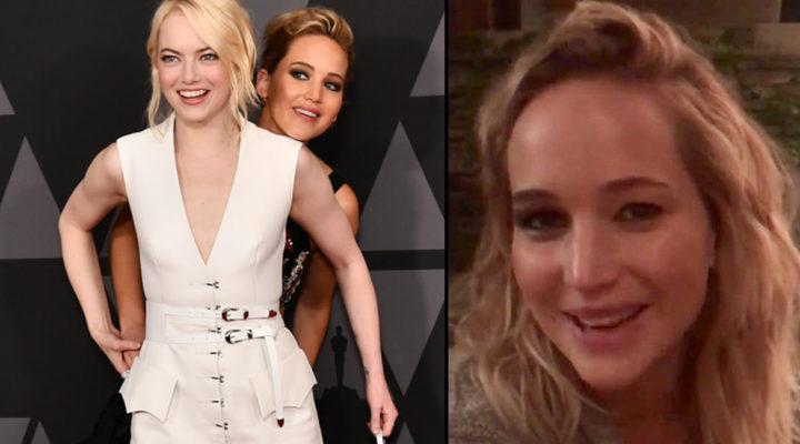Jennifer y Emma
