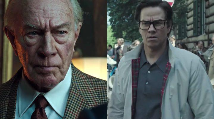 'Mark Wahlberg vetó a Christopher Plummer para conseguir un mayor salario en 'Todo el dinero del mundo''