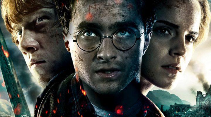 'Harry Potter y las reliquias de la muerte Parte 2