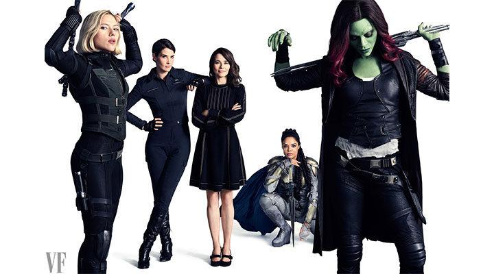 Tras 'Wonder Woman' y 'Captain Marvel', estas son las mujeres que queremos ver en próximos blockbusters