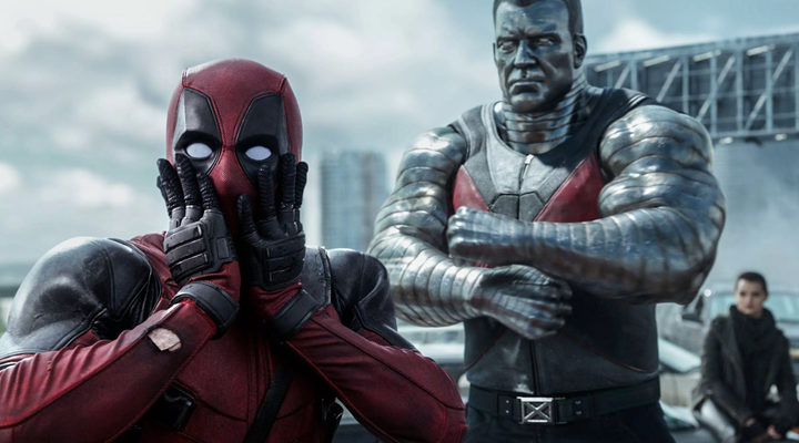 Fotograma de 'Deadpool'