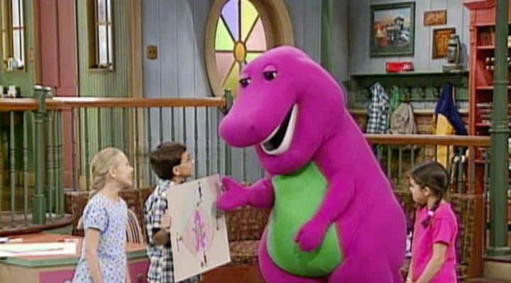 Fotograma de Barney y sus amigos
