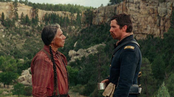 Christian Bale en 'Hostiles'