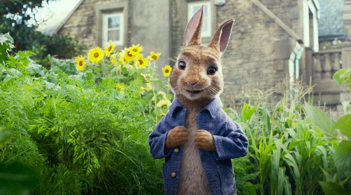Fotograma de 'Peter Rabbit'