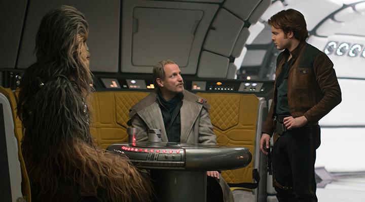 Reparto 'Han Solo'