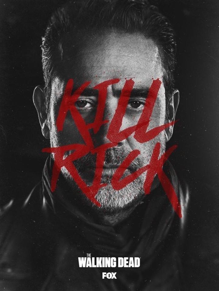 Negan en 'The Walking Dead'