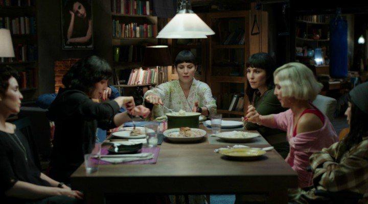 'Siete hermanas'