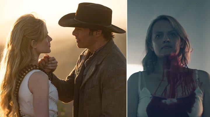 'Westworld' y 'The Handmaid's Tale'