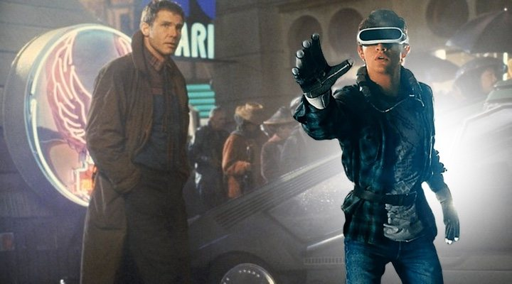 Blade Runner y Ready Player One