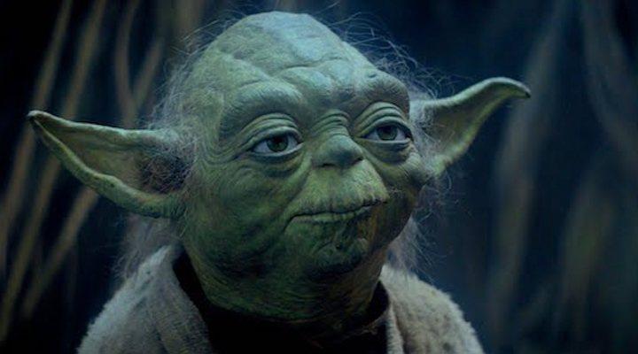 Yoda en 'Star Wars: Los últimos Jedi'