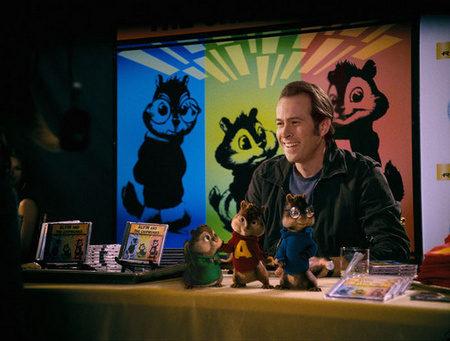 Nueva imagen de 'Alvin y las ardillas'