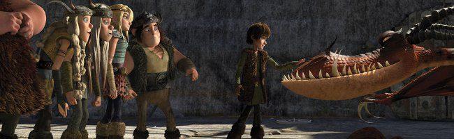 'Cómo entrenar a tu dragón' lidera las nominaciones a los Annie Awards