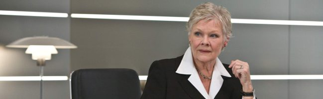 Judi Dench volverá a interpretar a