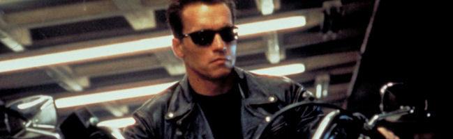 Arnold Schwarzenegger en Terminator