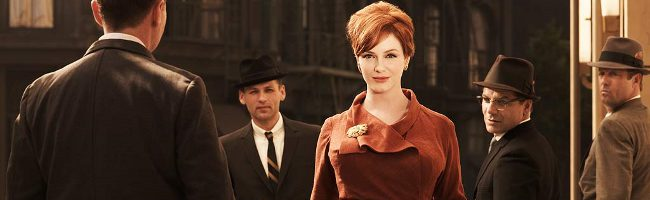 Christina Hendricks protagonizará 'Seconds of Pleasure'