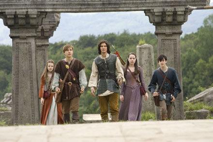Las Crónicas de Narnia: El Príncipe Caspian (Película) 4