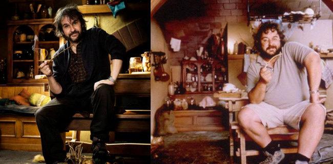 Peter Jackson en El Hobbit