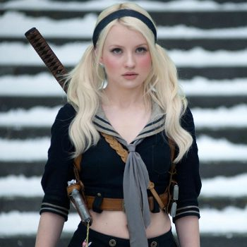 Emily Browning es Baby Doll en Sucker Punch