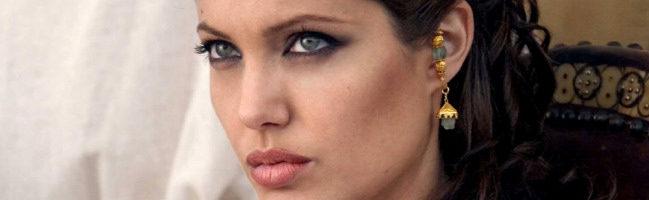 Angelina Jolie en Alejandro Magno