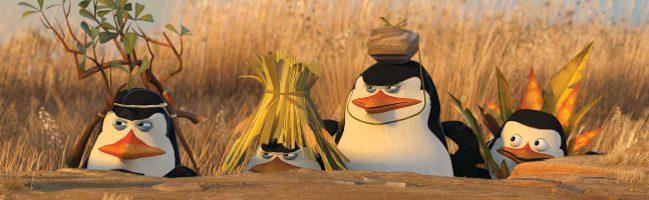 Los pingüinos de 'Madagascar' tendrán su propia película