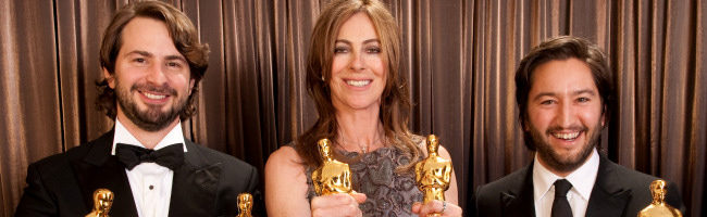 Kathryn Bigelow y Mark Boal