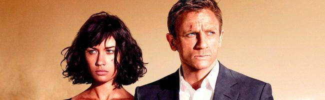 Daniel Craig en Quantum of Solace