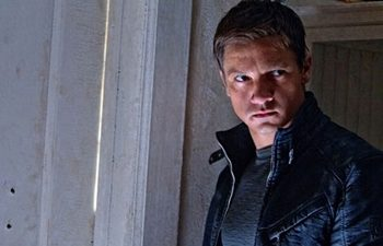 Jeremy Renner como Aaron Cross en 'The Bourne legacy'