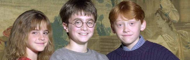 Harry Potter de pequeño