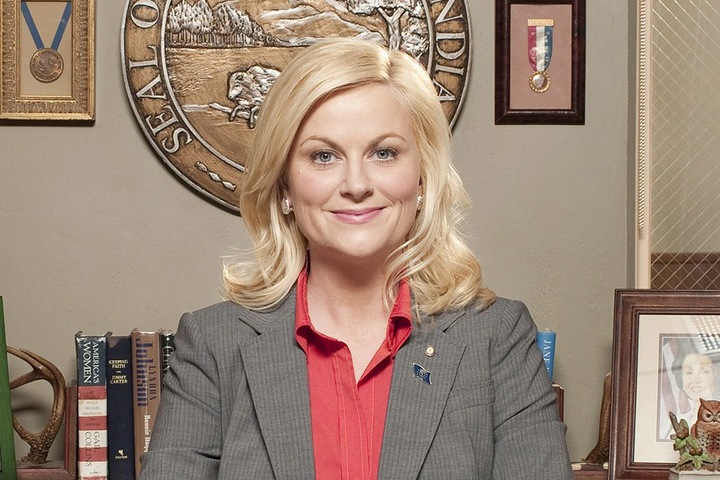Amy Poehler por 'Parks and Recreation'