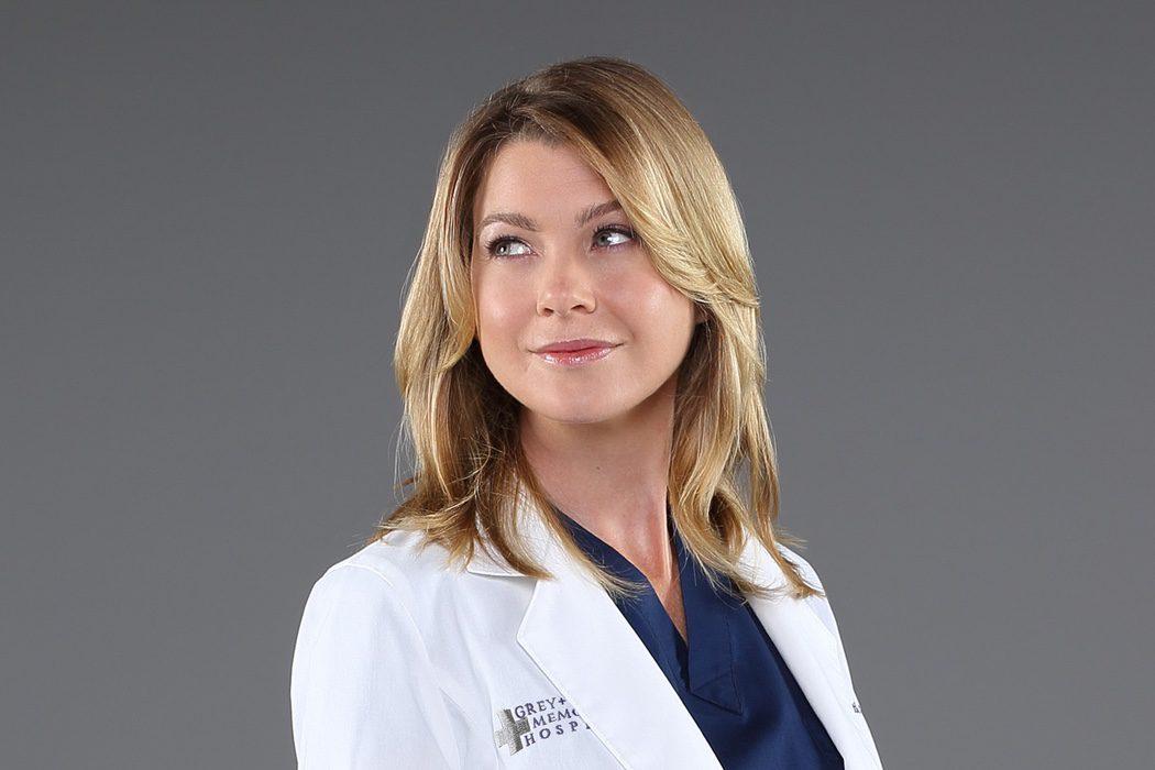 Ellen Pompeo por 'Anatomía de Grey'